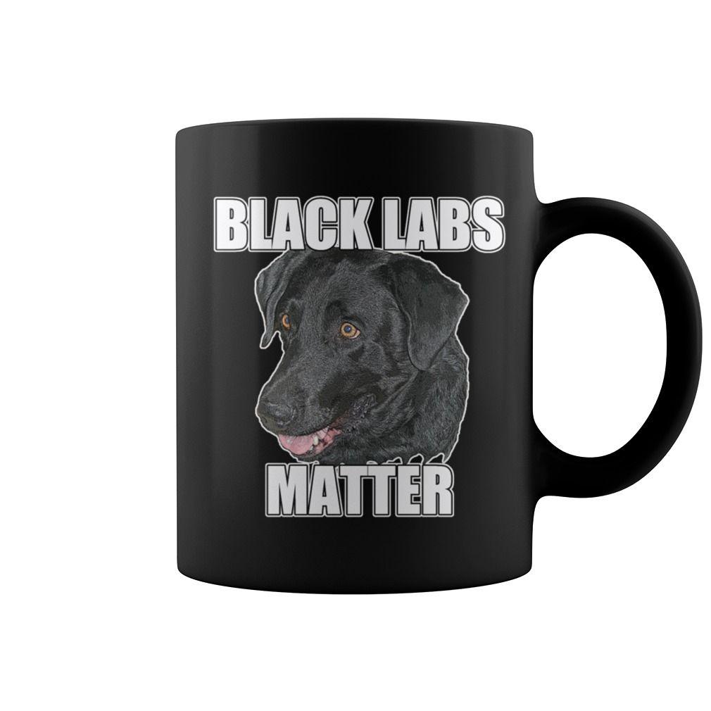 Mug Black Lab Labrador Matter Coffee Mug Colored Mugs