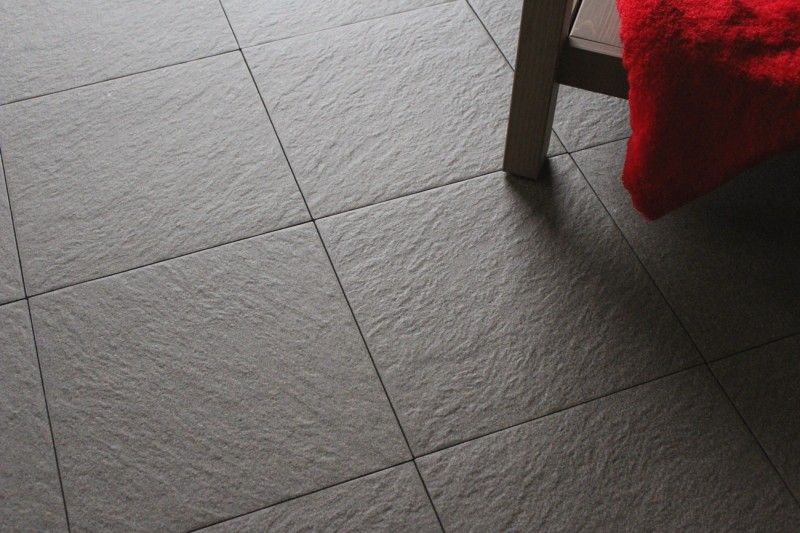 Mantle Antracite Relief Tile Floor Flooring Outdoor Tiles
