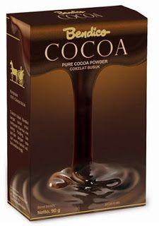 Coklat Bubuk Cocoa Powder Bendico Coklat Cokelat