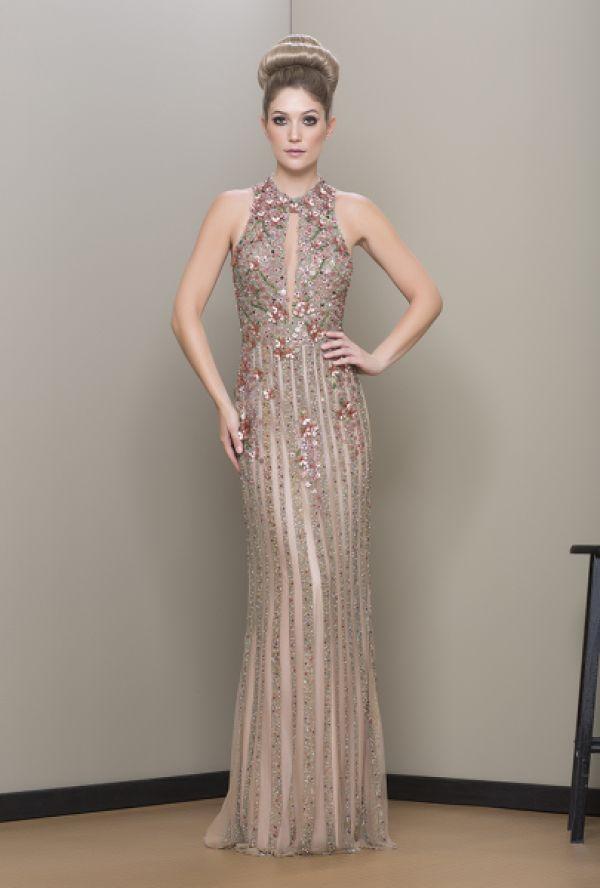 Vestido Com Bordado 3d Patchoulee Verao 2017 Vestidos Moda