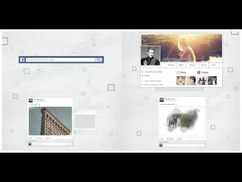 My Facebook Timeline After Effects Template After Effects - After effects timeline template