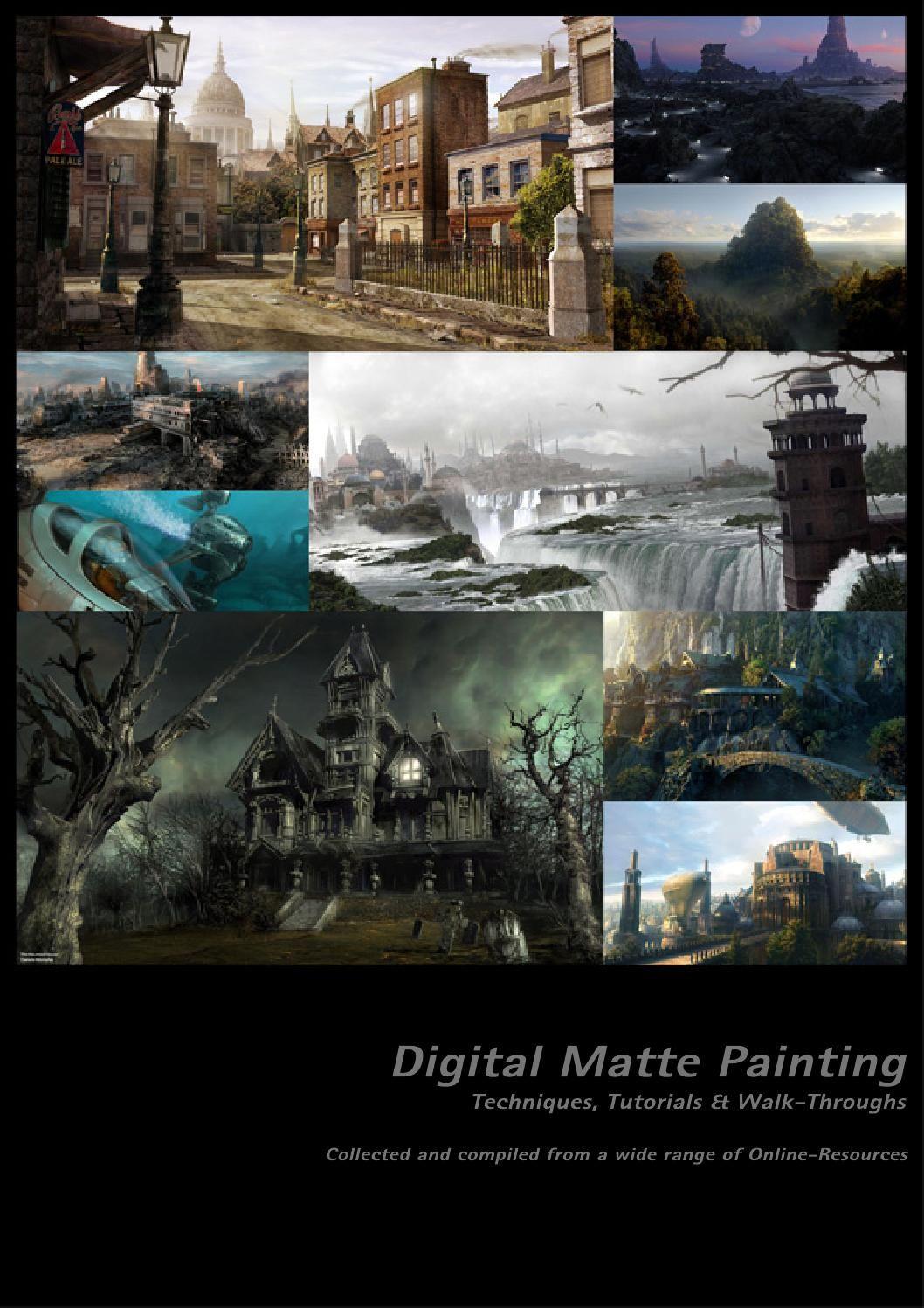 Photoshop digital matte painting techniques tutorials matte photoshop digital matte painting techniques tutorials baditri Choice Image