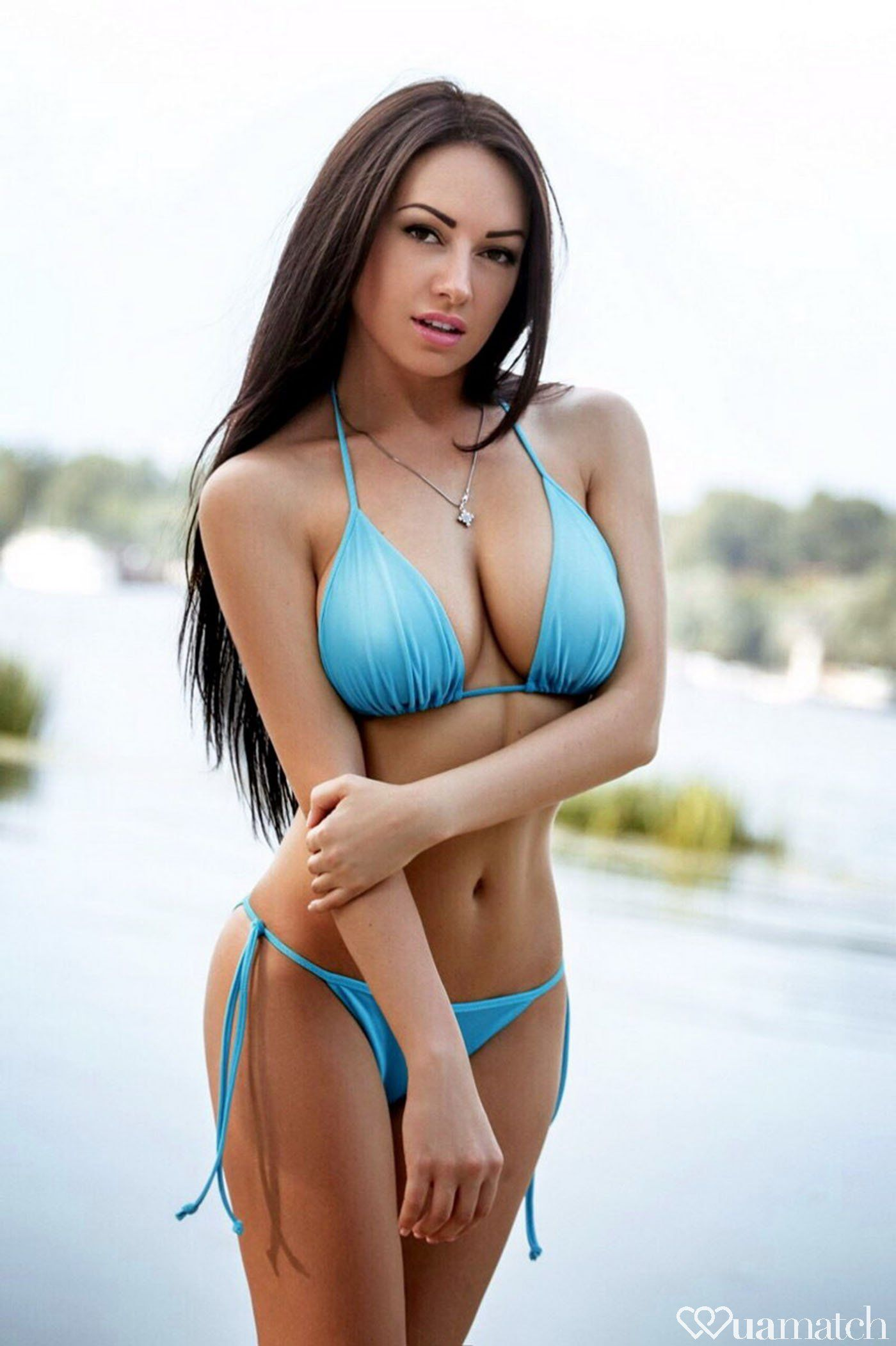 Support service russian girls bikini