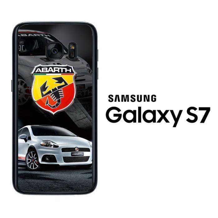 abarth W3018 Samsung Galaxy S7 Case