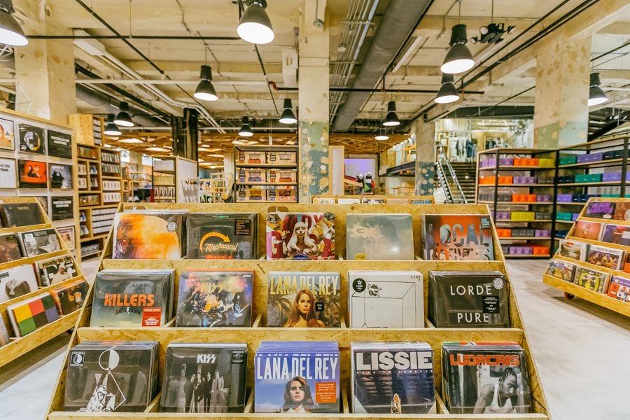 Urban Outfitters Blog UO First Look Herald Square
