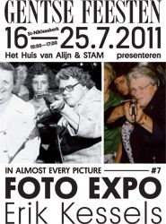 "affiche - In almost every picture ""7 - Gent"