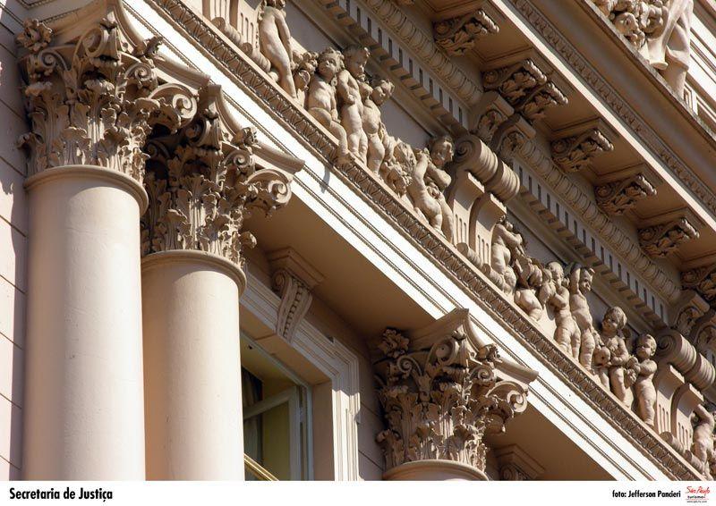 Secretaria da Justiça (Foto: Jefferson Panderi)