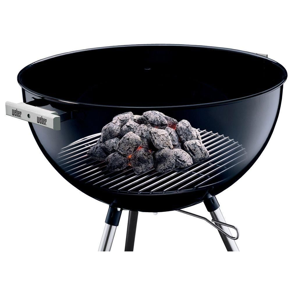 Weber Replacement Charcoal Grate For 22 1 2 In One Touch Master Touch Bar B Kettle Performer Char Charcoal Grill Weber Charcoal Grill Best Charcoal Grill
