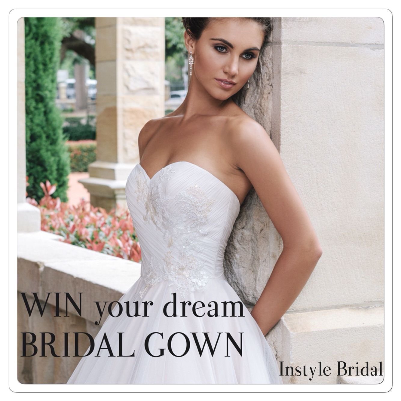 Jack Sullivan @ Instyle Bridal Win your dream Bridal Gown at Instyle ...