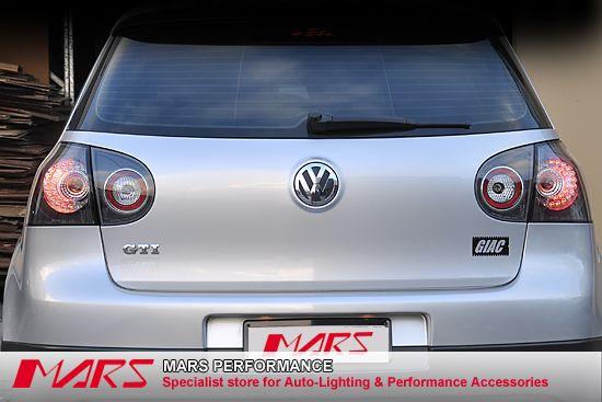 Golf Gti Mk5 Tail Lights 2006 Golf Gti Mk5 Pinterest