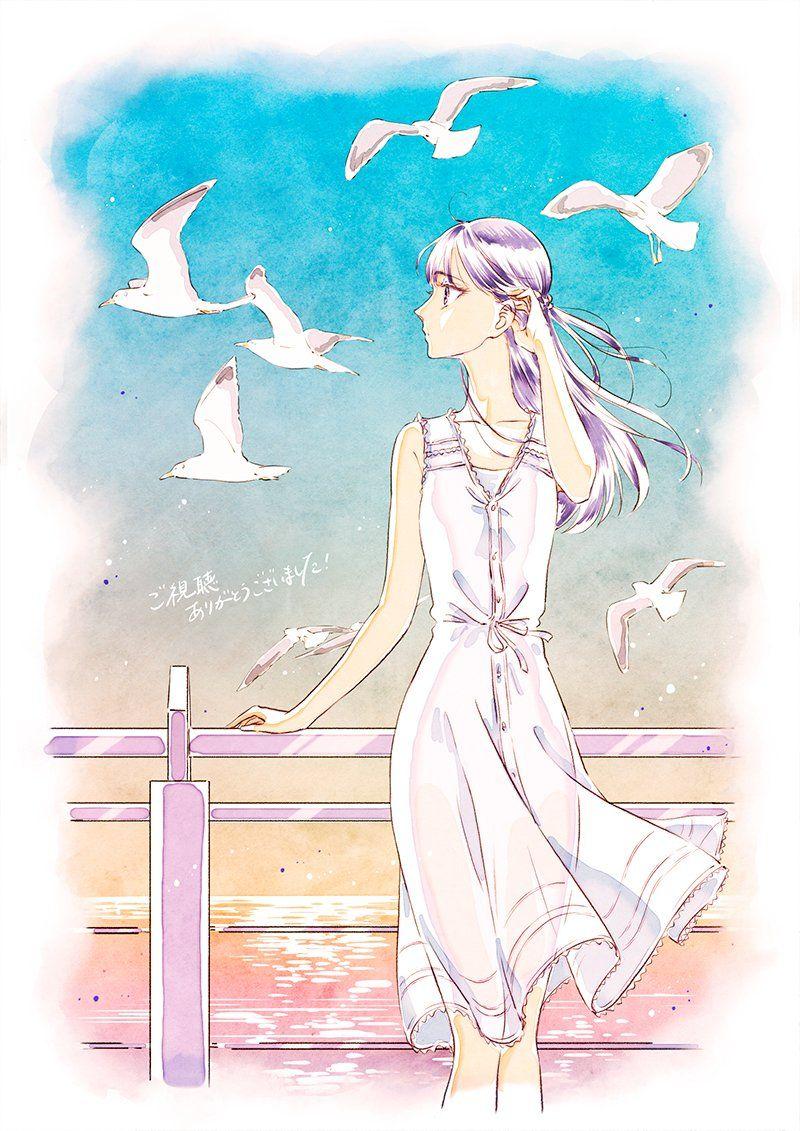 Wit Studio Wit Studio Twitter Arte De Anime Ilustraciones Anime Manga