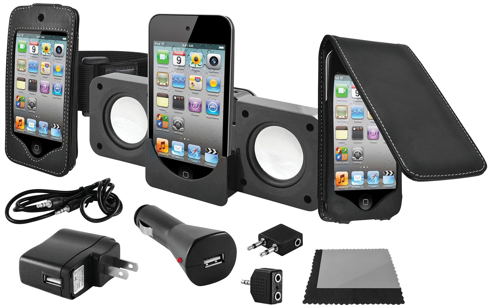 Apple ipod 8gb touch with accessory bundle ipod
