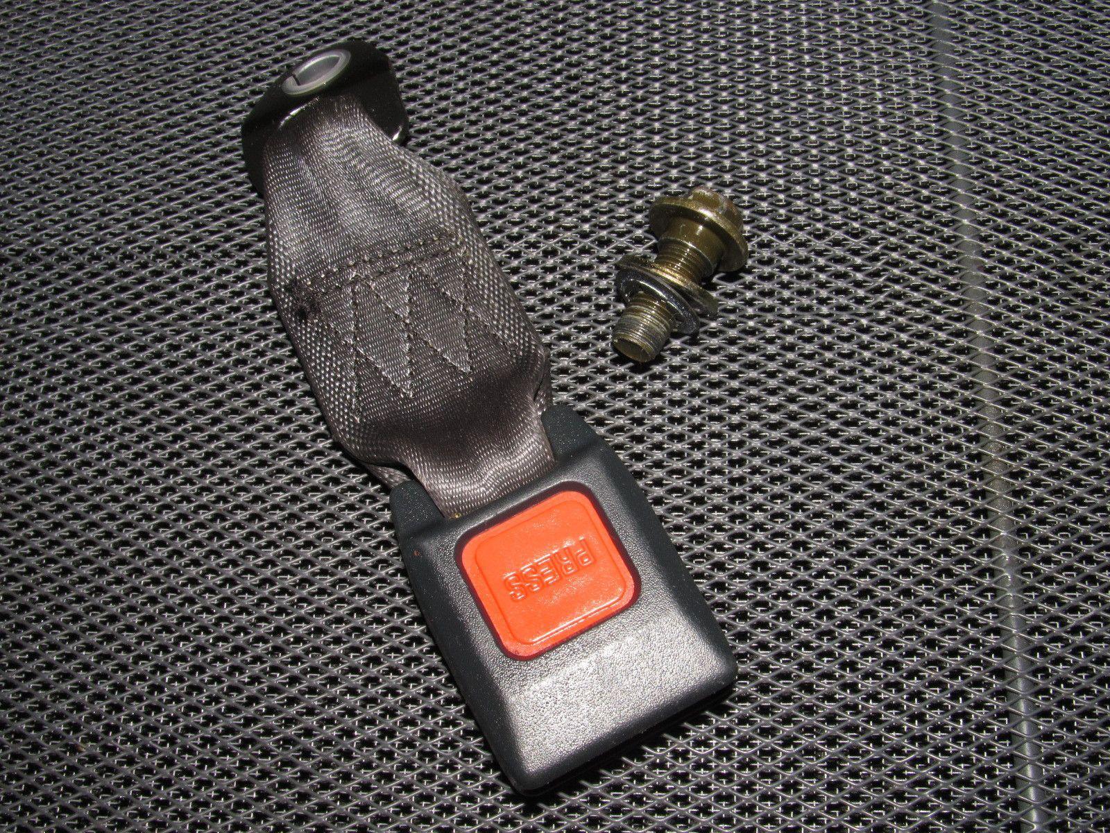 92 93 94 95 96 honda prelude oem seat belt buckle rear [ 1600 x 1200 Pixel ]