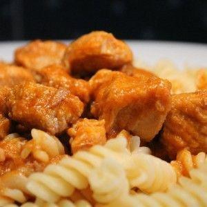 Hongaarse recepten  Spicy Goulash