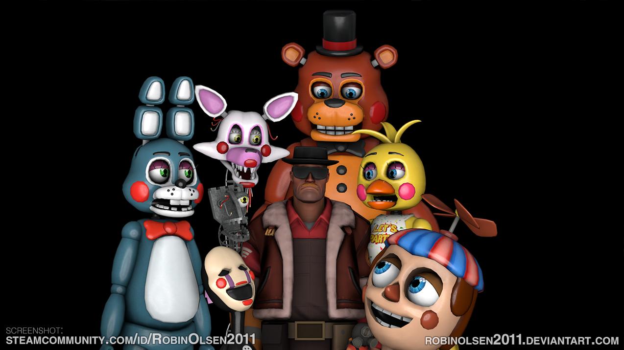 Steam Workshop :: Five Nights at Freddy's 2 Toys | freddy fasbear