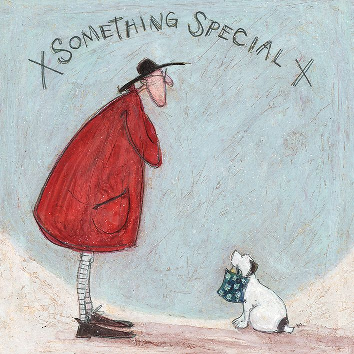 Sams Christmas Trees: Sam Toft (Something Special) In 2019