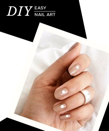 Easy Nail Art: In the Nude