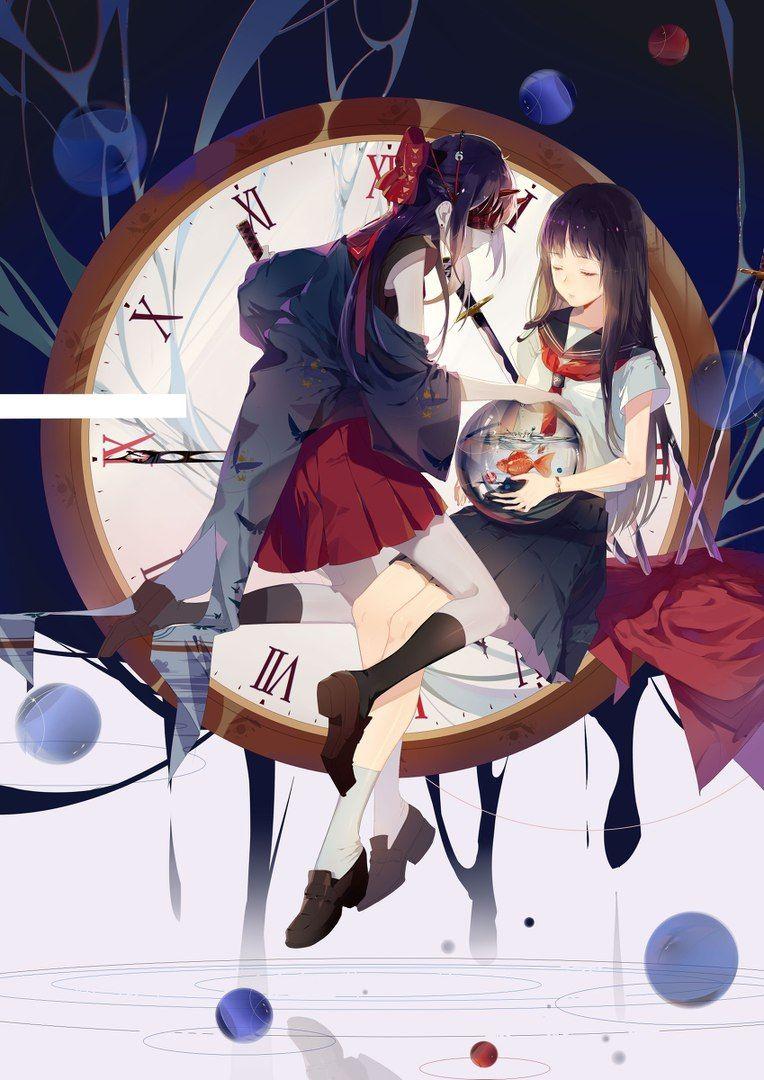 Сохранённые фотографии 792 фотографии Anime, Anime art