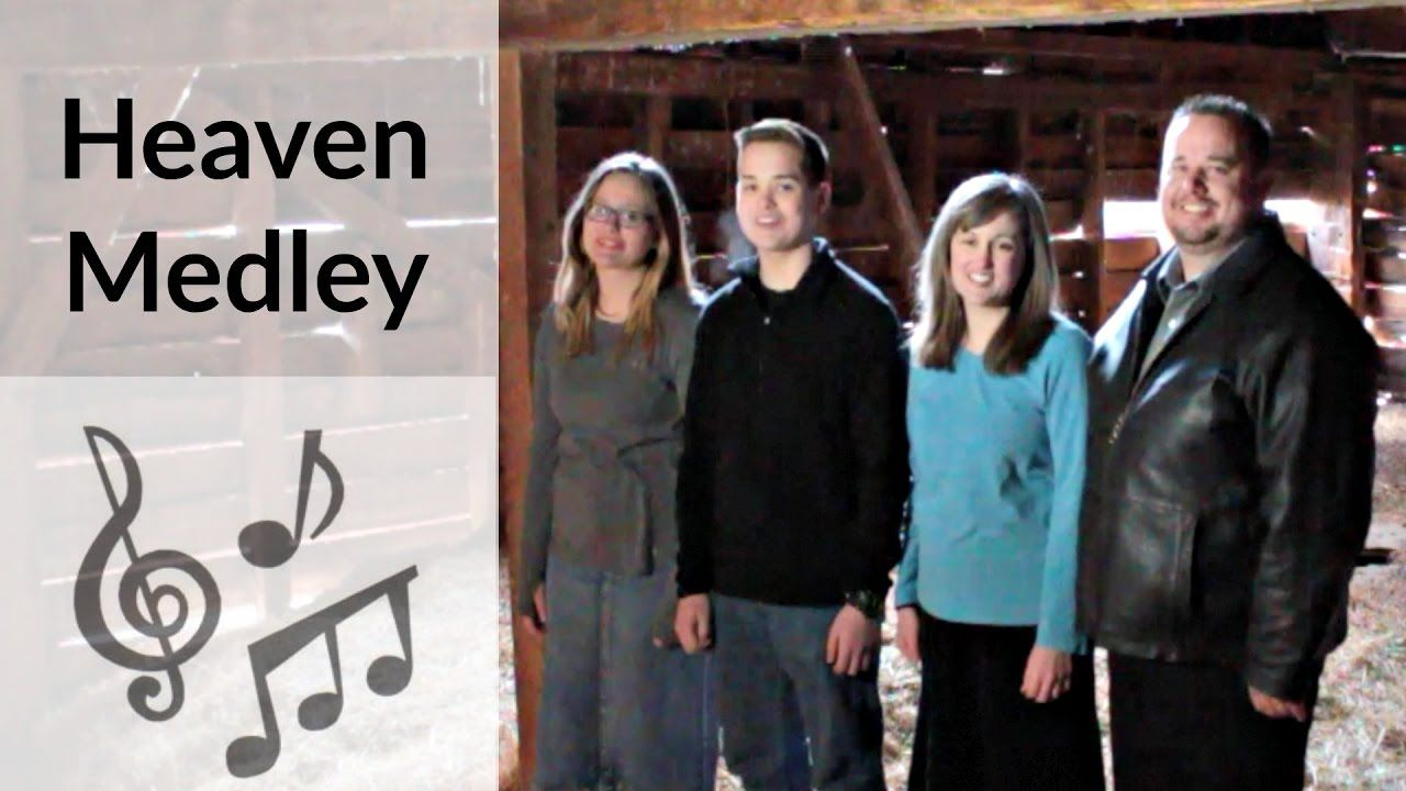 Family Singing Hymn Medley Includes Well Understand It Better