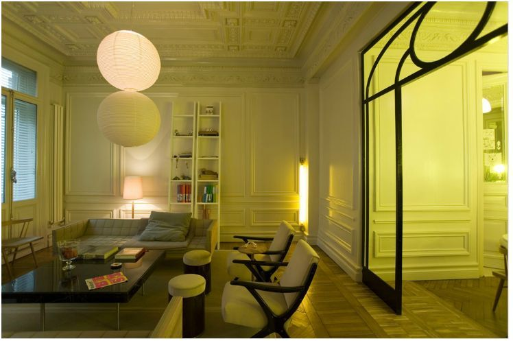 Interior design by Autoban