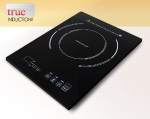 An Induction Cooktop This Only Gets The Pot Warm It Doesn T Heat Up By Itself I M Planning On Not Having A Stove Induction Cooktop Cooktop Single Burner