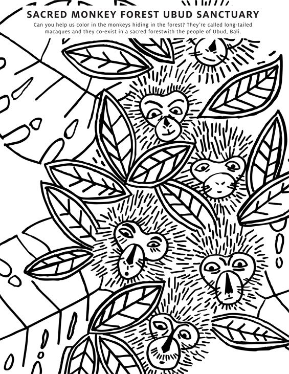 47++ Flying monkey wizard of oz coloring page info