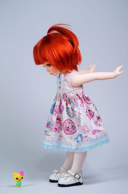 BJD-club • Просмотр темы - BID - Baby Iplehouse Doll in