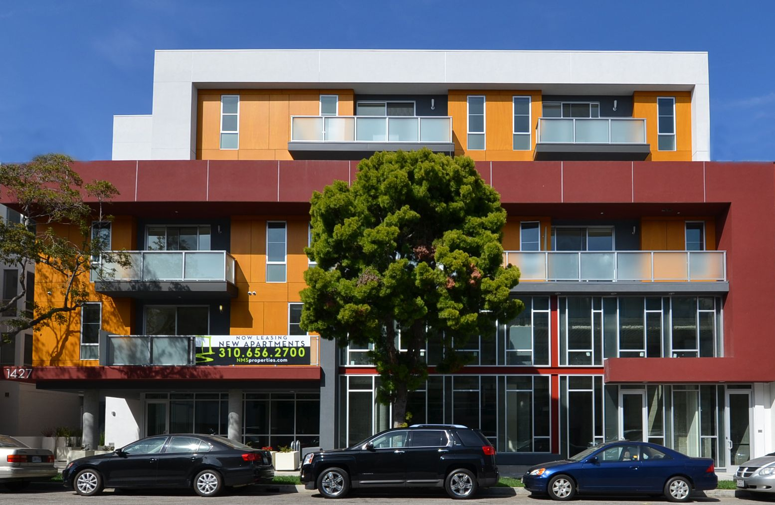 Charming Santa Monica Apartments For Rent | NMS Properties Developed And Constructed  This Amazing And