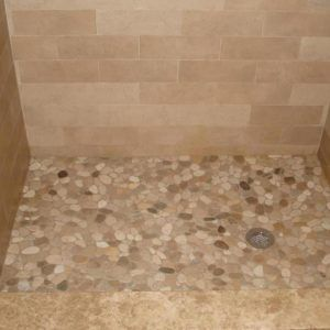 Ceramic Tile Shower Pan On Concrete Floor Http Caiuk Org
