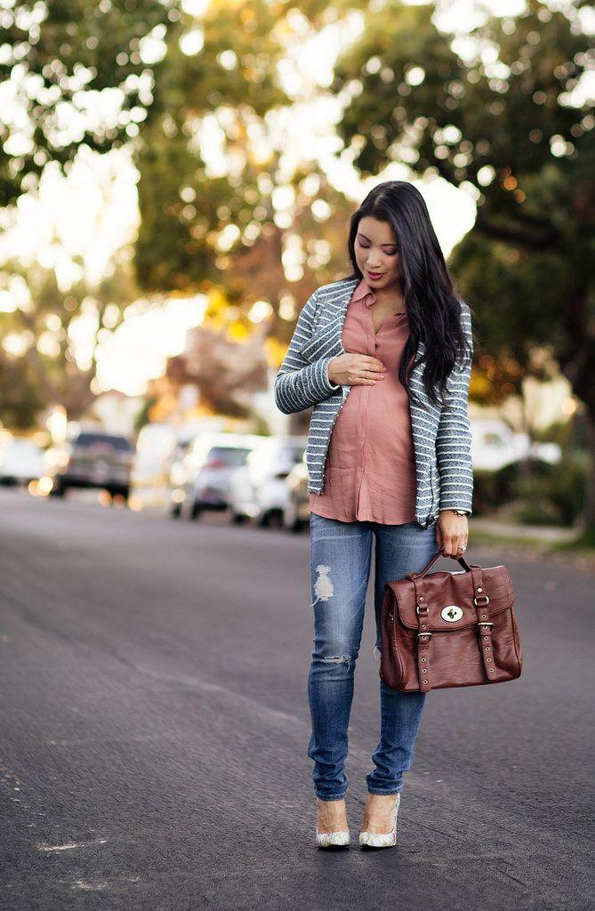 cute & little blog | petite fashion | maternity baby bump pregnant ...