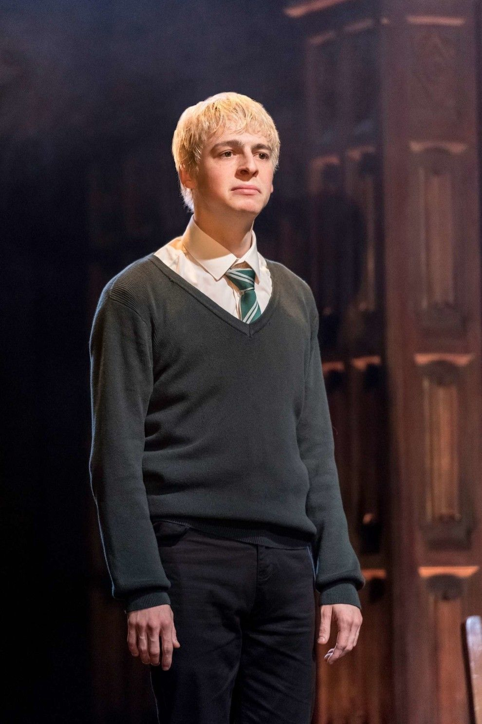 Harry Potter And The Cursed Child Photos Are Here And They Re So Magical Harry Potter Cursed Child Cursed Child Anthony Boyle