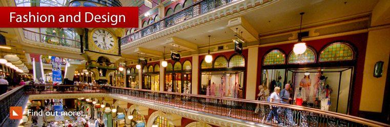 Fashion and Design Shop until you Drop in Sydney