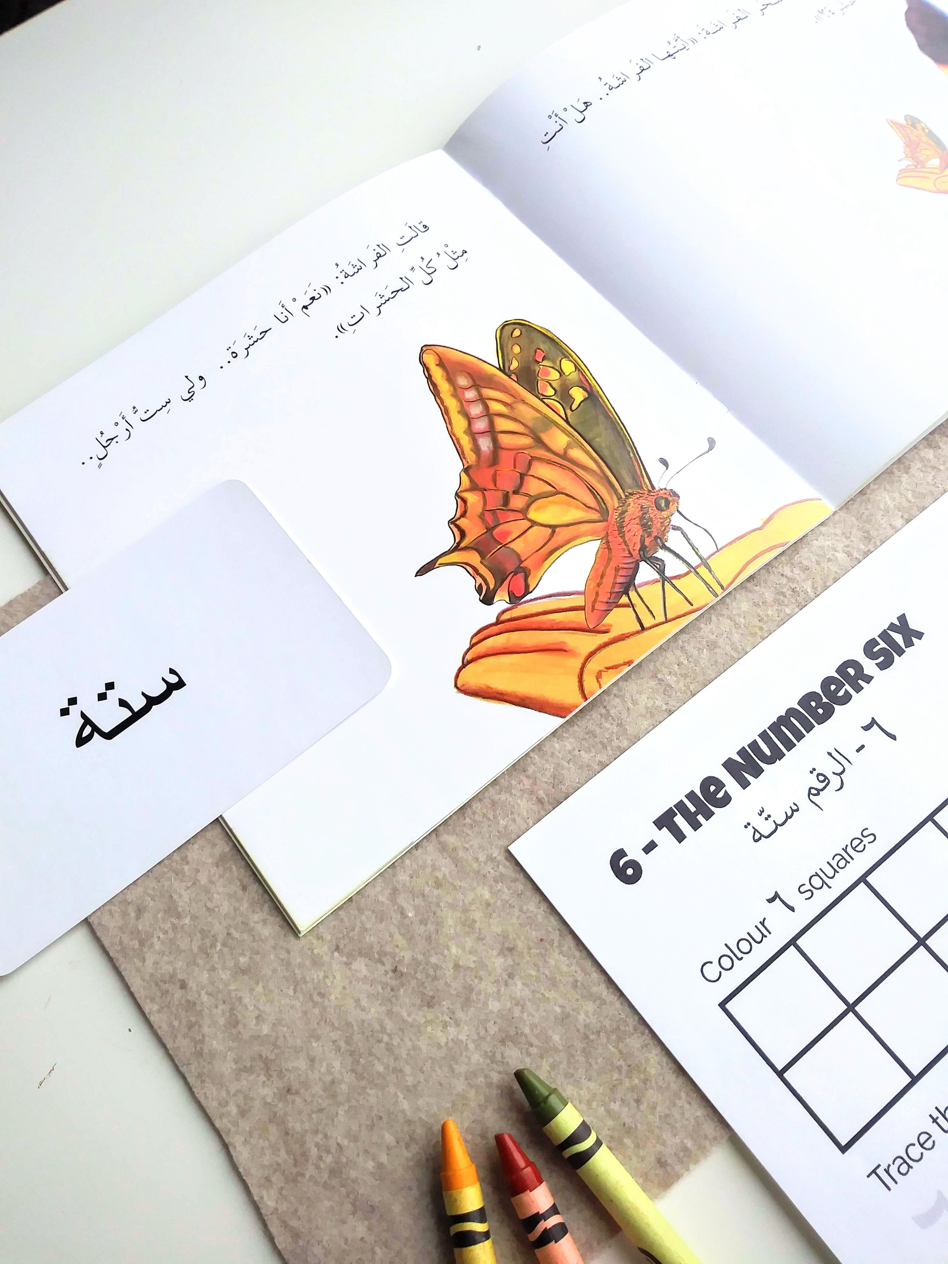 Creative Ways To Teach The Arabic Numbers