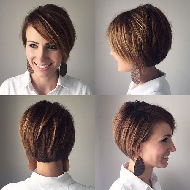 growing out short hair styles 360 view of growing out a pixie cut hair 1819
