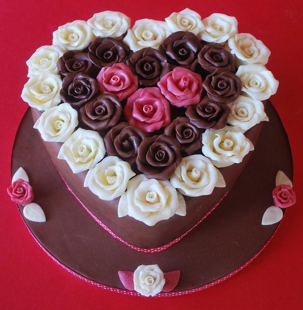 Valentine S Day Cake Beautiful Cakes Pinterest Cake