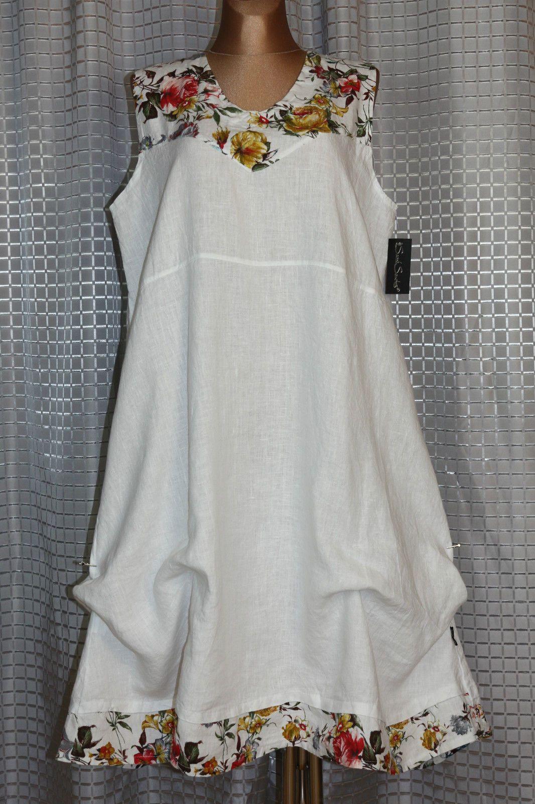 Kleid leinen ebay
