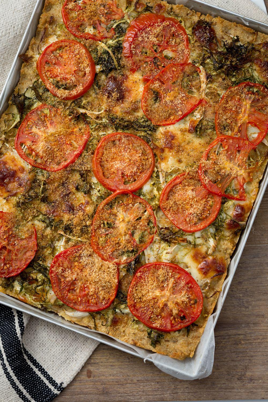 Torta Di Pane Salata Rezept Salat Torten Und Quiche