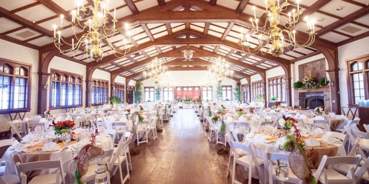 Lookout Mountain Fairyland Club Weddings