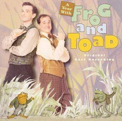 A Broadway Musical With Songs Based On The Frog Toad Stories