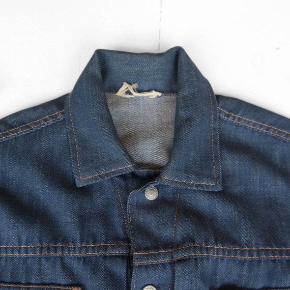 ca8df2d84 MEASURE JC Penny Ranchcraft Pleated Front Denim Jacket in 2018 ...