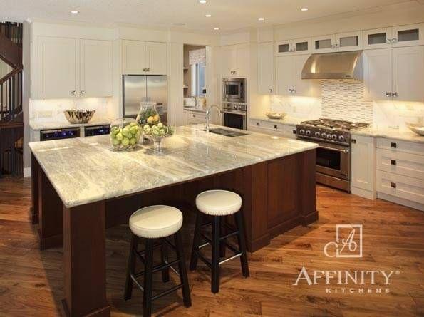 Transitional Kitchen By Affinity Kitchens