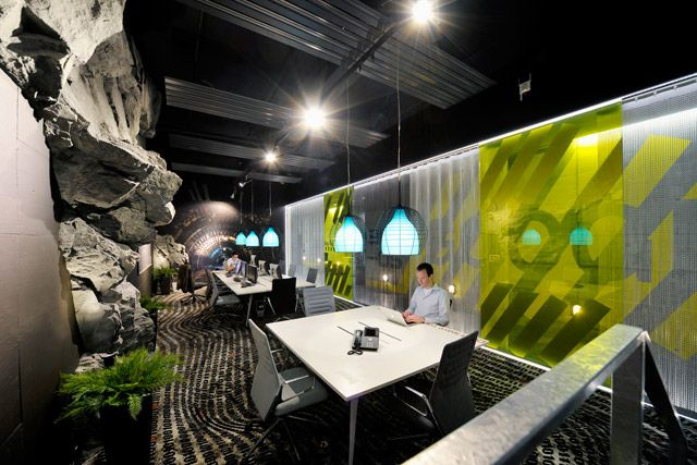 1000 images about workplaces office design yellow on pinterest offices yellow interior and office interior design awesome office designs