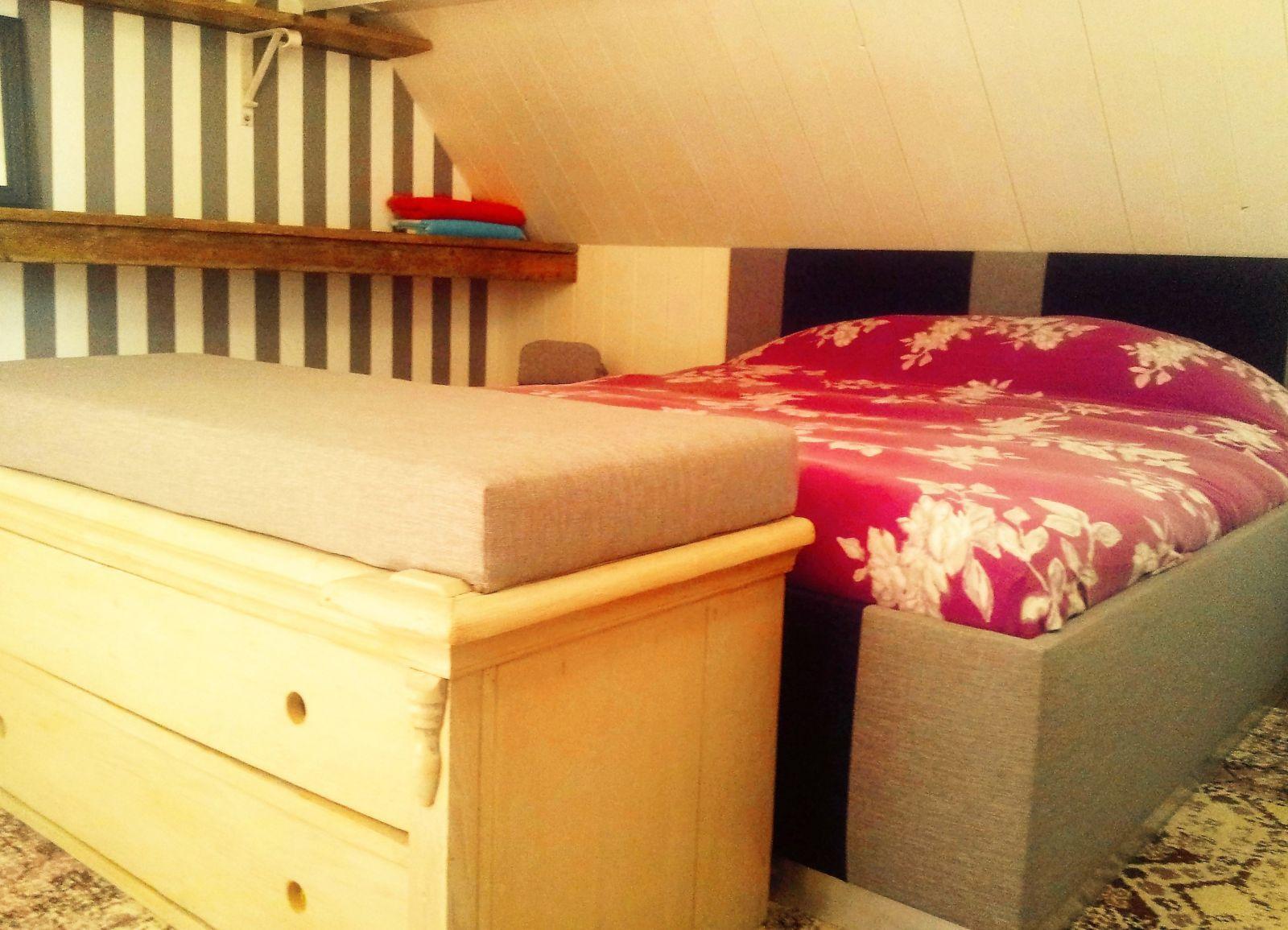 Paarse Slaapkamer Ideeen : Slaapkamer grijs paars op studio vivre slaapkamer grijs paars
