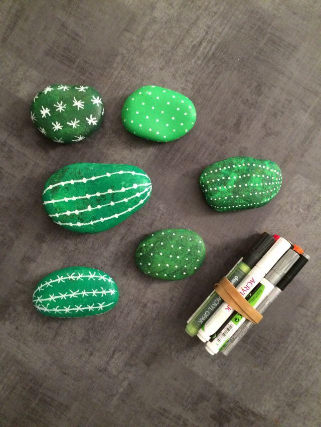 Les DIY de TheMouse: Des cactus qui ne piquent pas! | TheMouse silverblogueuse