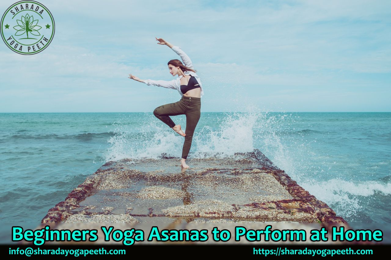 Beginners yoga asanas to perform at home yoga poses for