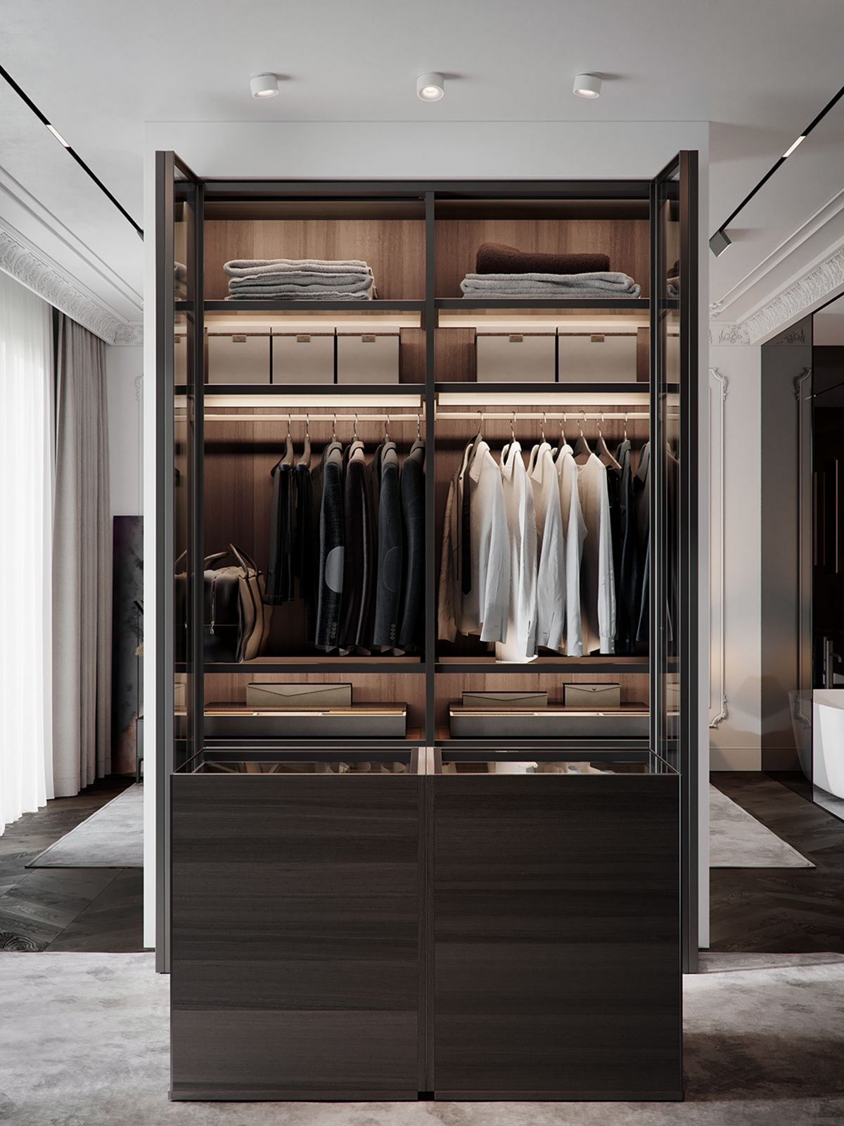 Garderobe Modern Design Top 30 Modern Wardrobe Design Ideas For Your Small Bedroom ...
