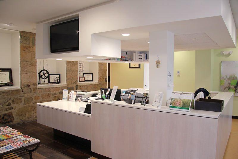 Front Office Design Dental Desk