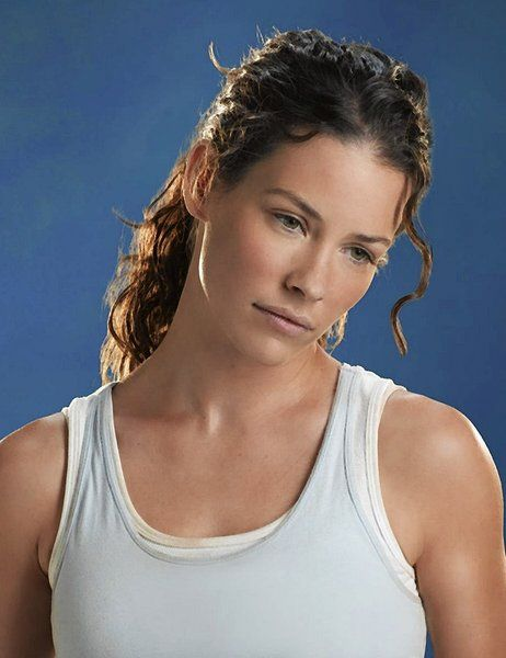evangeline lilly curly hair - | Hair | Pinterest | Evangeline lilly