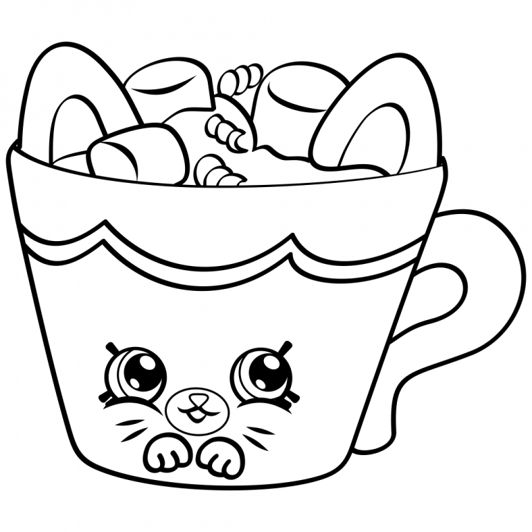 - Shopkins Coloring Pages - Best Coloring Pages For Kids Shopkins Coloring  Pages Free Printable, Shopkin Coloring Pages, Shopkins Colouring Pages