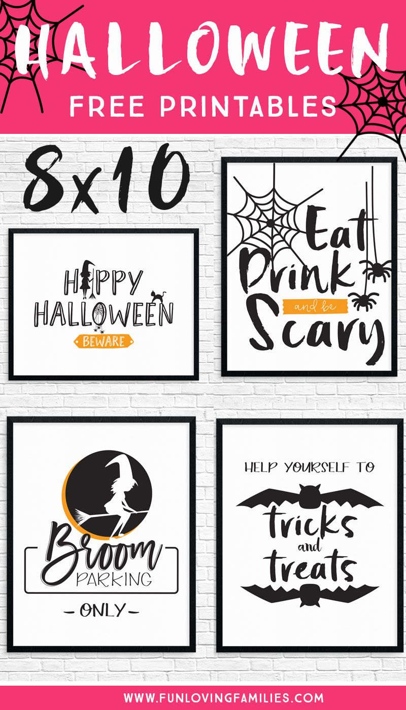image regarding Free Printable Halloween Decorations named Free of charge Printable Halloween Decorations toward Spruce Up Your